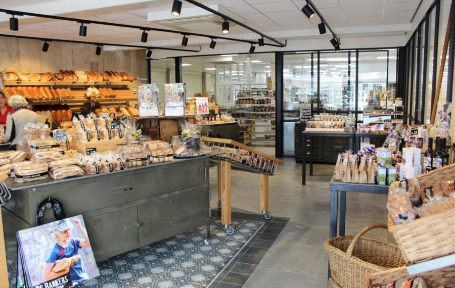 Nieuwe winkel Bakkers van Verloop