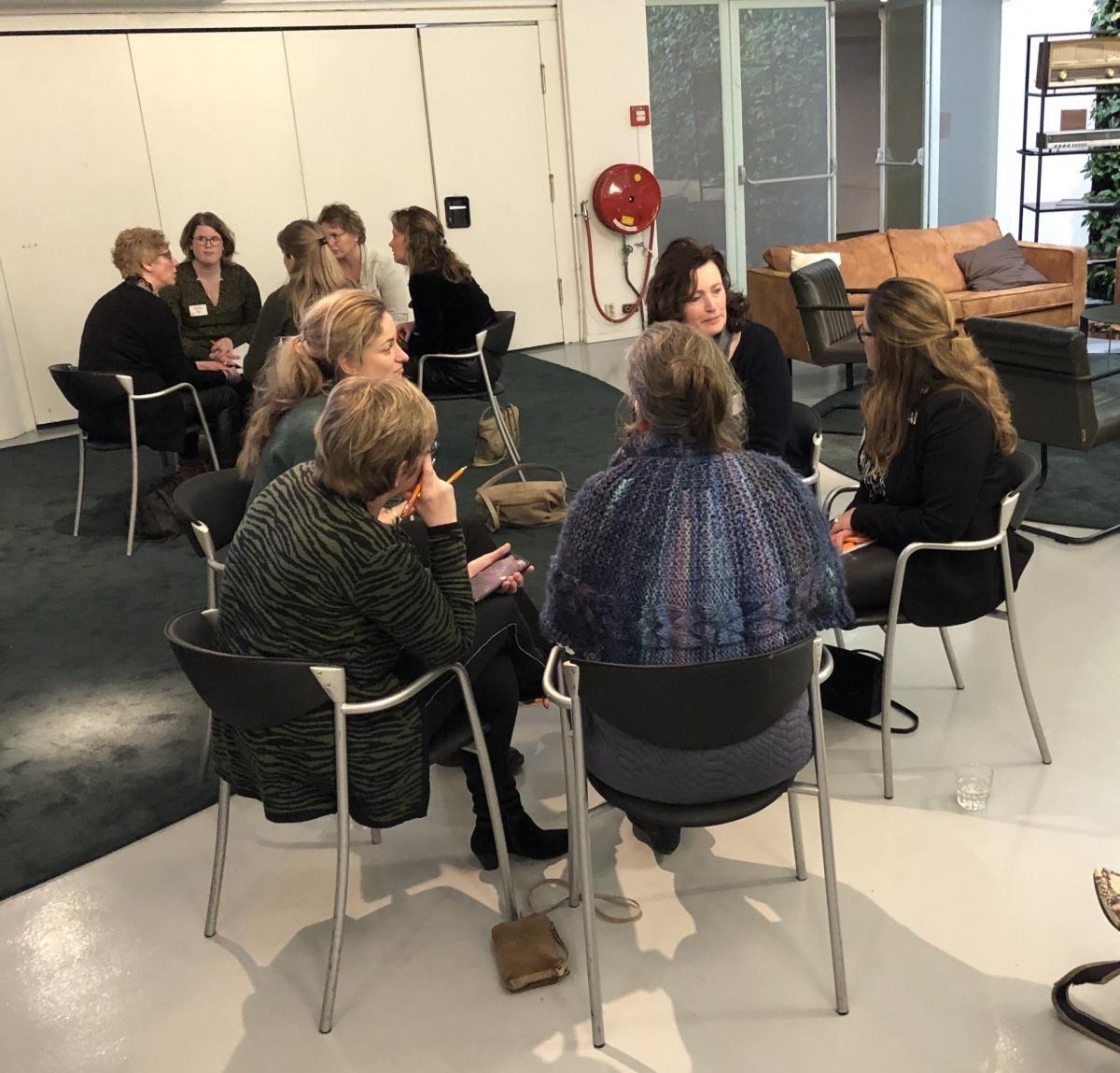 VVG workshop coachend leidinggeven